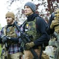 Michigan at 'highest risk' for right-wing militia activity around the election, report warns