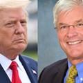 Trump admits Michigan Republicans met to discuss coup
