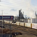 Marathon refinery offers to buy $5M worth of homes in southwest Detroit to create buffer