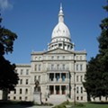 Michigan Capitol building temporarily closed amid threat