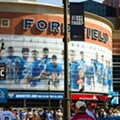 How to register for COVID-19 vaccinations at Ford Field in Detroit