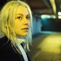 Phoebe fucking Bridgers is headed to Royal Oak Music Theatre for back-to-back shows