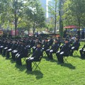 Detroit cop arrested, suspended following brawl just hours after graduation