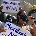 Advocates demand local eviction moratoriums before thousands lose their homes in metro Detroit