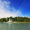 Your chance to own your very own Michigan island is now