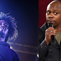 Danny Brown was the rapper that got Dave Chapelle ridiculously high in Detroit