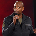 Dave Chappelle will return to Detroit for three shows, just hopefully not high