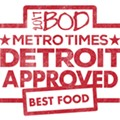 Best New Restaurant (Macomb)