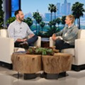 Ellen Degeneres welcomed back Royal Oak prankster teacher Joe Dombrowski