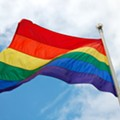Detroit officials are flying a rainbow flag in honor of Pride Month for the first time