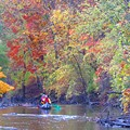 Two water tours show off the natural beauty of the Rouge River this fall
