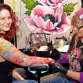First annual summer Motor City Tattoo Expo takes over Ren Cen this weekend
