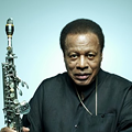 Talking eternity with saxophonist Wayne Shorter