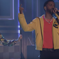 Watch Jhené Aiko and Big Sean share the stage on 'Tonight Show'