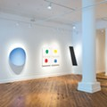 Matthew Hawtin's paintings are more than meets eye