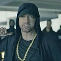 Is Eminem's new album being teased with fake pharmaceutical ads?
