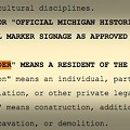New bill settles it once and for all: We're Michiganders, not Michiganians