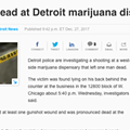 Why readers should be wary of headlines combining medical marijuana and crime