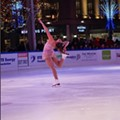 Girls invited to learn figure skating from Olympian Meryl Davis during Campus Martius workshop