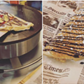 NY-style pizzeria and home of the 'chocolate gyro' now open in Greektown