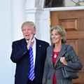 Is anyone really surprised Betsy DeVos' first year as education secretary was a total fail?