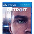 Fans underwhelmed by box art for upcoming <i>Detroit: Become Human</i>