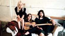 LERA PENTELUTE - Phobe Bridgers, Julien Baker, and Lucy Dacus