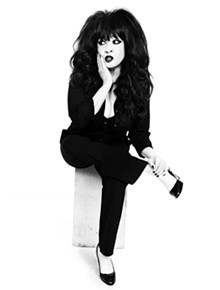 RUVEN AFANADOR/CPI SYNDICATION - Ronnie Spector.