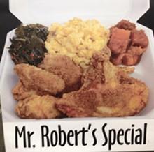 COURTESY PHOTO - Ms. E-Vee's Soul Food