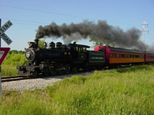 COURTESY PHOTO - Little River Railroad