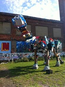 COURTESY PHOTO - Lincoln Street Art Park