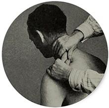 b14ac83f_customisable_old_timey_vintage_massage_photo_round_sticker-r.jpg