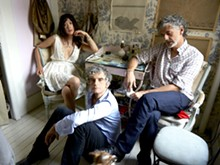 PHOTO COURTESY BLONDE REDHEAD LLC - Blonde Redhead.