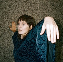 PHOTO VIA CATE LE BON FACEBOOK