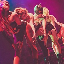 PHOTO VIA SUICIDEGIRLS BLACKHEART BURLESQUE FACEBOOK
