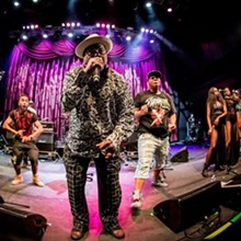 PHOTO VIA GEORGE CLINTON AND PARLIAMENT FUNKADELIC FACEBOOK