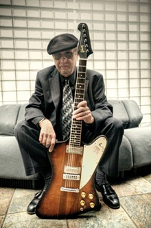 PHOTO BY DOUG COOMBE - Dennis Coffey today.