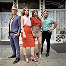 PHOTO VIA LAKE STREET DIVE FACEBOOK