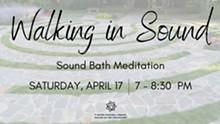 Walking in Sound - Uploaded by Scott Meyer-Kukan