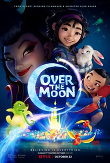 Over the Moon Poster - Uploaded by Kamryn Lowler