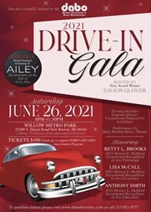 DABO's 2021 Drive-In Gala - Uploaded by Kristen McCarter