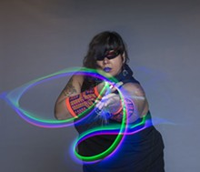 ARA HOWRANI - Diana Nucera aka Mother Cyborg.
