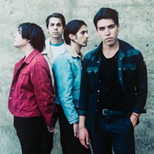 PHOTO VIA BAD SUNS FACEBOOK