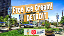 10,000 FREE SCOOPS OF ICE CREAM FACEBOOK EVENT PAGE