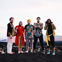 YOUNG THE GIANT FACEBOOK PAGE