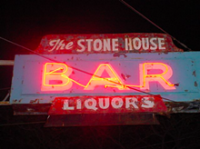 STONEHOUSE BAR WEBSITE