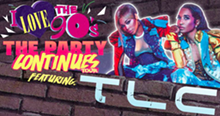 I LOVE THE 90'S THE PARTY CONTINUES TOUR FACEBOOK EVENT PAGE