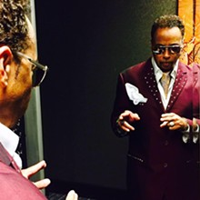 PHOTOS VIA MORRIS DAY FACEBOOK