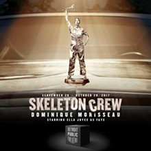 COURTESY OF FACEBOOK - Skeleton Crew performed at the Detroit Public Theater