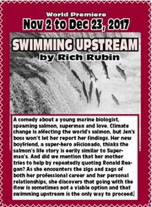 COURTESY OF FACEBOOK - Swimming Upstream flier